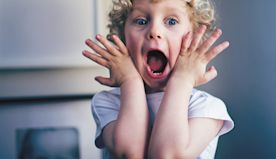 The Scientific Reason Kids Love Scary Monsters