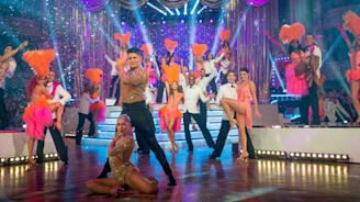 'Strictly' goes to Blackpool - who got the first 40 of the series?