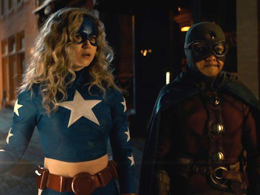 Stargirl Heroes Share 'Quarantine 15' Costume Woes: 'It Wasn't Zipping Up!'
