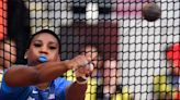 Olympian Gwen Berry Turns Her Back During National Anthem, Sparking Heated Debate