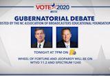 Gov. Roy Cooper, Dan Forest debate Wednesday night on ABC11