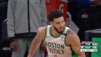 Top 2-pointers from Boston Celtics vs. Toronto Raptors