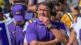 LSU head coach Ed Orgeron out at end of 2021 college football season