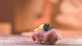 「貴」氣凌人吃好料!高檔壽司花蕉 台北東區開賣 - C2 食神館1 - 20211023 - 工商時報