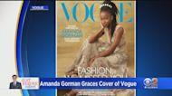 LA Poet Amanda Gorman Lands May Cover Of Vogue Magazine