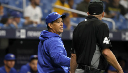 Blue Jays fans outraged over umpire's brutal calls in costly loss to Rays