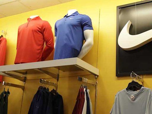 疫情衝擊 Nike財測遭下修 - 工商時報