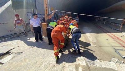 信報即時新聞 -- 珠海14死隧道滲水事故 副市長等27人被問責