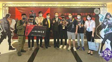 首屆僑生電競大賽四強決賽 崑大電競館開打 吸引全球華人目光