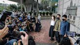 眾志三子認罪︱去年6.21包圍警總 黃之鋒周庭林朗彥認煽惑等罪 還柙至下月2日判刑