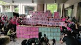 【有影】正式開戰!70萬人怒扣關 藻礁公投連署書送進中選會