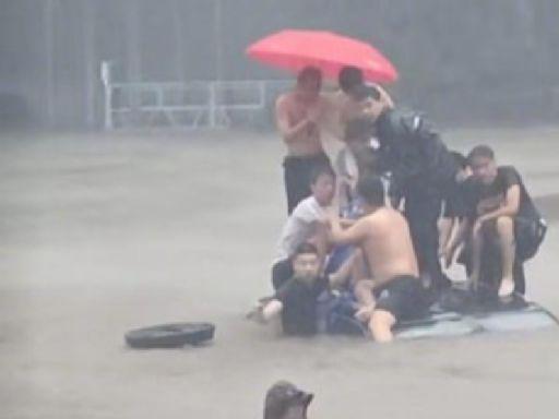 河南再傳水患致死 官員沒緊急疏散 奪走5命