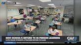 Novi Schools Return In-Person Learning Five Days A Week