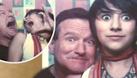 Robin Williams' daughter unearths polaroid photos with late star