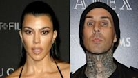 Kourtney Kardashian's Family Is 'In Shock' Over Her Relationship With Travis Barker (Source)