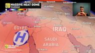 Several cities reach 53°C in Iraq amid intense heat wave