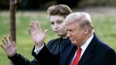 Happy 14th Birthday, Barron Trump: All the Times He Wore His Favorite Go-To Sneakers