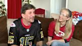 Diehard Kansas City Chiefs Fans Will Marry on Super Bowl Sunday: 'Willing to Take the Back Seat'