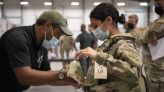 New Army and Air Force body armor gets fielded to the 82nd Airborne Division