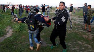 Israeli gunfire kills Gaza teenager during border protests