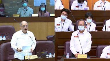 機捷救災研議階段? 桃議員劉勝全要求消防局超前部署