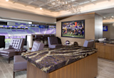 Cambria Completes Largest Installation in Company History at U.S. Bank Stadium for Minnesota Vikings