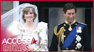 Slice Of Princess Diana & Prince Charles' Wedding Cake Will Be Auctioned Off 40 Years After Royal Nuptials