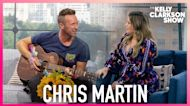 Chris Martin and Kelly Duet Whitney Houston's 'I Wanna Dance With Somebody'