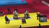 東京殘奧 女子花劍團體賽港隊季軍戰不敵匈牙利
