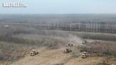 石家莊趕建500畝集中隔離點應付疫情 3000套組合屋料明抵達 | 兩岸