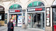 GameStop shares higher after raising $551M in stock sale