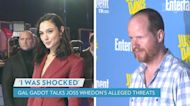 Gal Gadot Recalls Being 'Shocked' by Joss Whedon's Comments on Justice League Set: 'It's Not Okay'