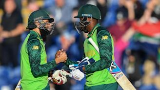 Cricket World Cup 2019: South Africa crush Afghanistan by nine wickets to record first win