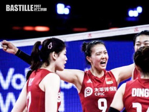 東京奧運中國女排出擊 快招撼土耳其   兩岸