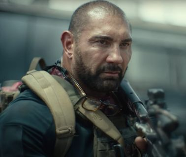 Dave Bautista turned down 'Suicide Squad' for 'Army of the Dead' because he was offered 'a lot more money'