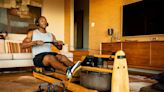 Tone muscles you didn't even know you had with GoRowinGo Rowing Machine
