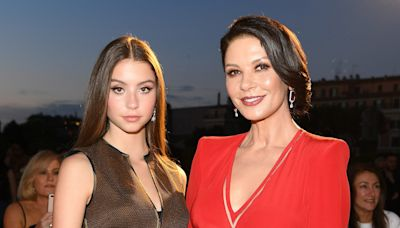 Catherine Zeta-Jones Wishes Her Daughter Carys Zeta Douglas a Happy 18th Birthday: 'You Are Everything'