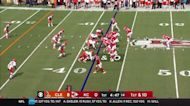 Every Tyreek Hill catch from 197-yard game vs. Browns Week 1