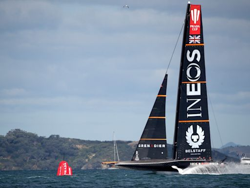 America's Cup 2021: Prada Cup sailing schedule, race times, TV channel and team news