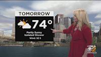 KDKA-TV Nightly Forecast (5/16)