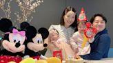 賺奶粉錢緊要過無綫 王祖藍慶祝細女滿百日 - 今日娛樂新聞   香港即時娛樂報道   最新娛樂消息 - am730