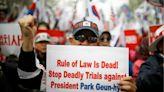 南韓最高法院維持貪腐案裁決 朴槿惠獲判22年刑期