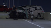 Girl survives dad's deadly wrong-way crash in NW Harris Co, deputies say