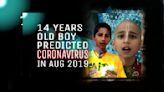 中國疫情擴散中迎接「春運」 印度神童預言2月有「毀滅性災難」
