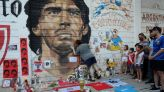 Passionate and outrageous, Maradona had cult status beyond the pitch