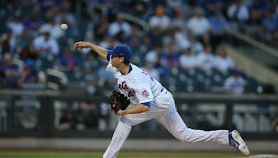 MLB roundup: Mets top Cubs despite Jacob deGrom's exit