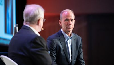 Former Boeing CEO's blank check company raises $240M for future aerospace deal