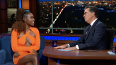 Issa Rae promises Stephen Colbert Insecure won't Game Of Thrones its finale