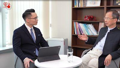 《俾我兩分鐘》- 專訪前立法會主席曾鈺成 「基建先行」或為發展新界關鍵