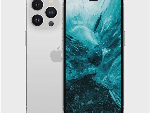 最美iPhone要來了!iPhone 14將採挖孔螢幕剪掉瀏海 LG正開發UDC技術   蘋果新聞網   蘋果日報